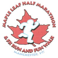 Maple Leaf Half Marathon & 5k | Manchester Center, VT