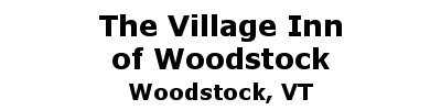 The Village Inn of Woodstock | Woodstock, VT
