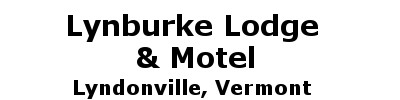 Lynburke Lodge & Motel | Lyndonville, VT