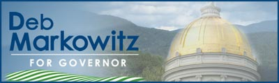 Deb Markowitz for Governor | Montpelier, VT