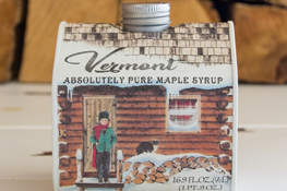 Corse Maple Farm - VT Cabin Maple Syrup Tin
