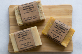 Grace & Miss Mouse Soaps - Luxurious Sheep Milk Soap