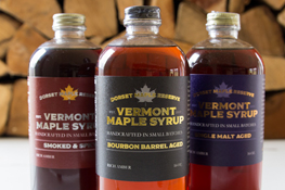 Dorset Maple Reserve - Maple Connoisseur Flavor Trio