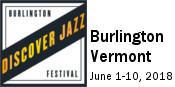 Burlington Discover Jazz