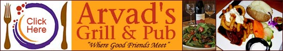 Arvad's Grill & Pub - Where good Friends Meet