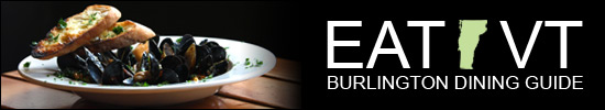 Burlington Dining Guide - Restaurants in Burlington VT