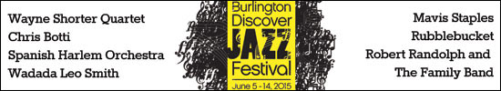Enjoy this celebration combining incredible local talent with jazz legends from every corner of the globe