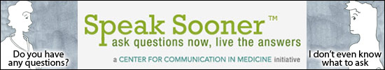 Speak Sooner: ask questions now, live the answers