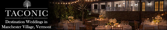 Kimpton Taconic Hotel - Destination Weddings in Manchester Village, Vermont