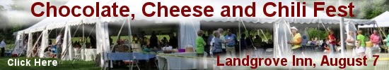 Chocolate, Cheese and Chili Fest August 7, 2017