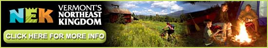 Discover Vermont's Northeast Kingdom - Vermont travel information, Vermont vacation packages, Vermont events, and more!
