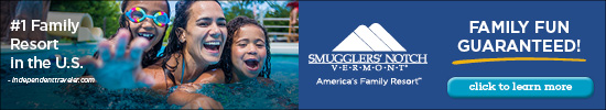 Smugglers' Notch, Vermont, America's Family Resort,  It's a family vacation experience you won't find anywhere else.