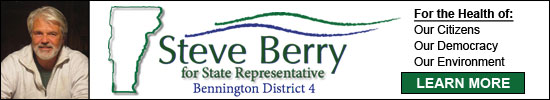 Steve Berry for Vermont State Representative