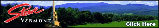 Stowe Vermont combines a classic 200-year-old village with Mt. Mansfield, Vermont's highest peak.