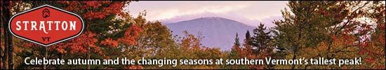 Stratton Mountain Resort - Celebrate the Changing Seasons