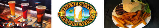 The Vermont Pub & Brewery in Burlington, Vermont