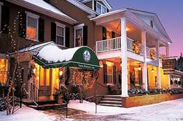 The Green Mountain Inn - Offering the best accommodations in Stowe, Vermont