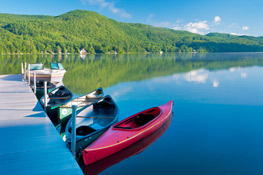 Lake Morey Resort - Fairlee, VT
