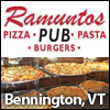 Ramuntos Pizza & Pub of Bennington