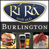 Ri Ra Irish Pub and Restaurant in Burlington, Vermont